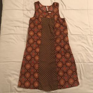 Shift dress with pockets!